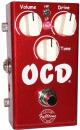 Fulltone OCD V 2.0 Candy Apple Red Custom Shop efekt gitarowy