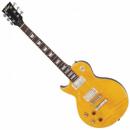 Vintage LV100MRPGM - Gitara Elektryczna Lemon Drop