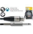 Stagg NMC 1 XP - kabel mikrofonowy 1m