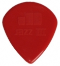 Dunlop Nylon Jazz III Red