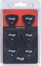 Stagg SPELLIX6-1.14 - kostki gitarowe