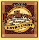 Ernie Ball EarthWood 2006 Bronze 10-50 - struny do gitary akustycznej