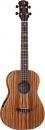 Luna High Tide Baritone Zebra - elektryczne ukulele barytonowe