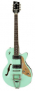 Duesenberg Starplayer TV Surf Green - gitara elektryczna