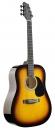 Stagg SW 203 SB - gitara akustyczna