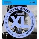 D'Addario EXL116 11-52 - struny do gitary elektrycznej