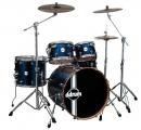Ddrum Refklex Tour Ice Blue - akustyczny zestaw perkusyjny
