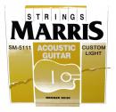 Marris SM-5111 80/20 - Bronze struny do gitary akustycznej 11-50