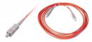 ALVA - Kabel Optyczny MADI Simplex 50cm