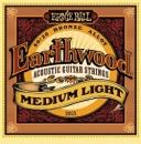 Ernie Ball EarthWood 2003 Bronze 12-54 - struny do gitary akustycznej