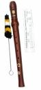 Schlegel - flet prosty drewniany barokowy
