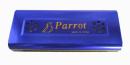 Parrot HD-16-2 Harmonijka Niebieska