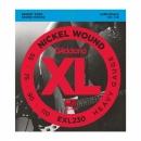 D'Addario EXL230 55-110 - struny do gitary basowej