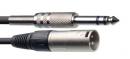 Stagg SAC1PSXM DL - kabel połączeniowy 1m