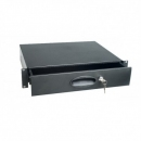 Proel ADRK2CR - Uniwersalna szuflada ruchoma rack 2U