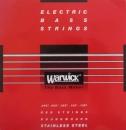 Warwick 45-135 Steel - struny do gitary basowej