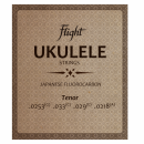 FLIGHT FUST100 struny do ukulele tenorowego