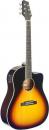 Stagg SA35 DSCE-VS - gitara elektroakustyczna