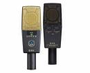 AKG C-414 -XLII mikrofon pojemnościowy złoty