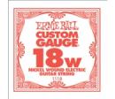 ERNIE BALL EB 1118 struna pojedyncza do gitary elektrycznej