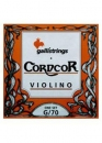 Galli G 70 - struny do skrzypiec