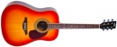 Vintage V400CSB Cherry Sunburst - gitara akustyczna