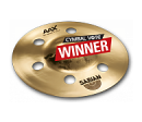 SABIAN AAX Air Splash 8``