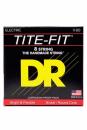 DR TF 8/11-80 TITE-FIT struny do gitary elektrycznej