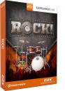 Toontrack Rock! EZX [licencja] - 8 zestawów perkusyjnych
