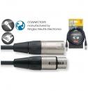 Stagg NMC 3 XX - kabel mikrofonowy 3m