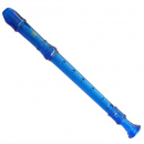 ELLISE Flet prosty sopranowy szkolny DSR-250 niebieski
