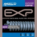 D'addario EXP115 11-49 - struny do gitary elektrycznej