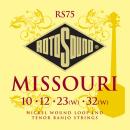 Rotosound RS75 - 4 struny banjo [10-32] niklowane