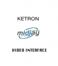 Ketron - video interfejs dla Midjay