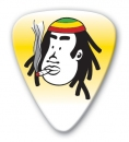 Grover Allman Reggae Rasta Man