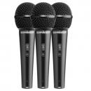 Behringer XM1800S - 3 mikrofony dynamiczne