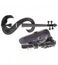 Stagg EVN 4/4 MBK - skrzypce elektryczne 4/4