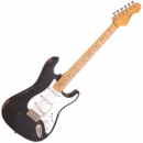 Vintage V6MRBK - Gitara Elektryczna Boulevard Black