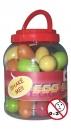 Stagg EGG  BOX 1 - shakery plastikowe (opakowanie 40 szt.)