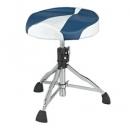 Dixon PSN-K902TBW-KS - Stołek perkusyjny biało-niebieski