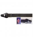 Stagg BJA 006 BK - pasek do gitary, nylonowy