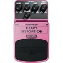 Behringer HD300 - thrash metal distortion