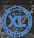 D'Addario ECG25 12-52 - struny do gitary elektrycznej