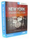 Toontrack New York Studios Vol.3 SDX [licencja] - wirtualny zestaw perkusyjny