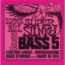 Ernie Ball Slinky 2824 40-125 - struny do gitary basowej