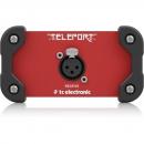 TC Electronic Aktywny system przewodowej transmisji sygnału gitarowego – odbiornik