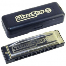 HOHNER Silver Star A-dur Harmonijka ustna