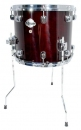 Ddrum S4 FT 12x14 Wine - Floor Tom 12
