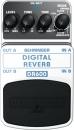 Behringer DR600 Digital Reverb - efekt gitarowy