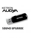 Ketron Audya Sound Upgrade 2010 - aktualizacja do keyboardu Audya